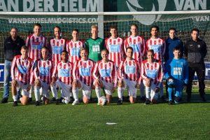 Teamfoto van Den Hoorn 2